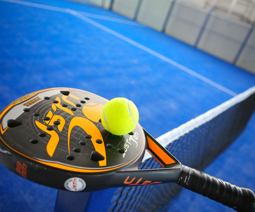 CLUB DE PADEL TOURS, Central Club